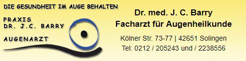 dr barry solingen